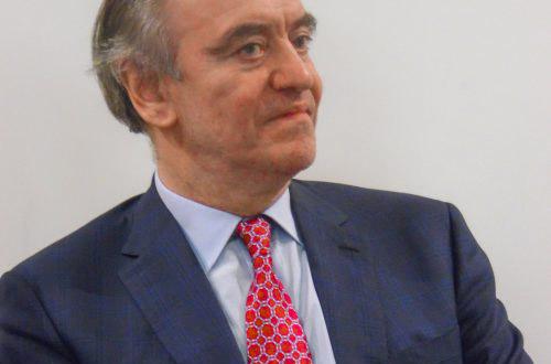 Laudatio zur Verleihung der Jubiläumsmedaille an Valery Gergiev