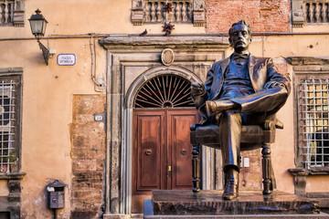 Vortrag über die Geschichte des italienischen Opernkomponisten Giacomo Puccini