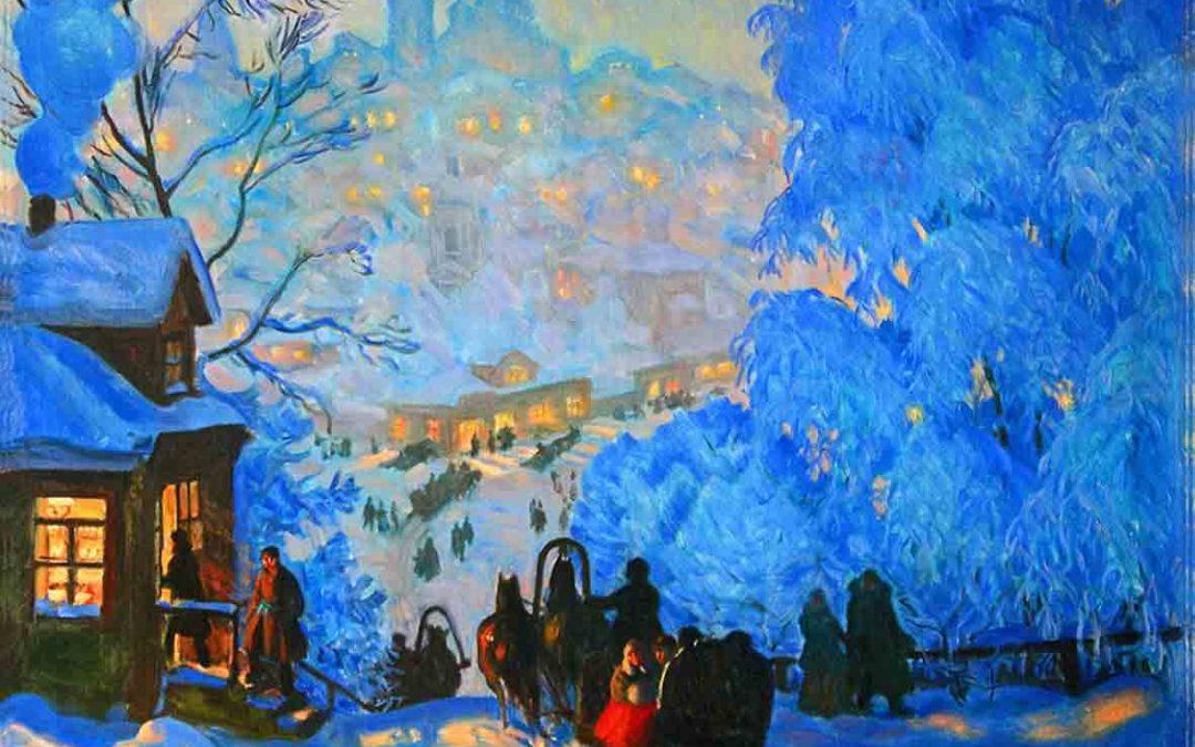 """8. Musikalischer Salon – """"Eine Winterreise"""""""