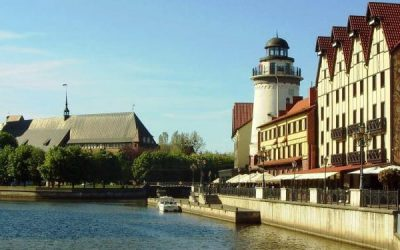 Reise mit der Deutsch-Russischen Kulturgesellschaft nach Kaliningrad / Königsberg