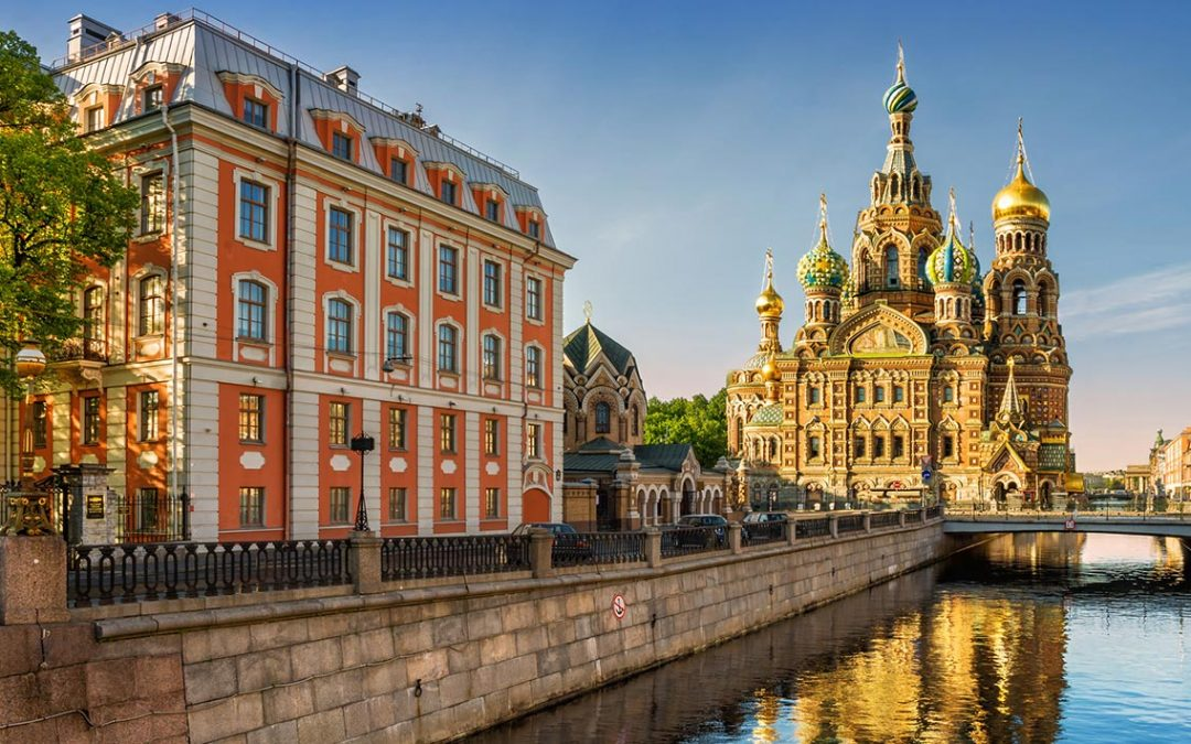 Reise mit der Deutsch-Russischen Kulturgesellschaft nach St. Petersburg